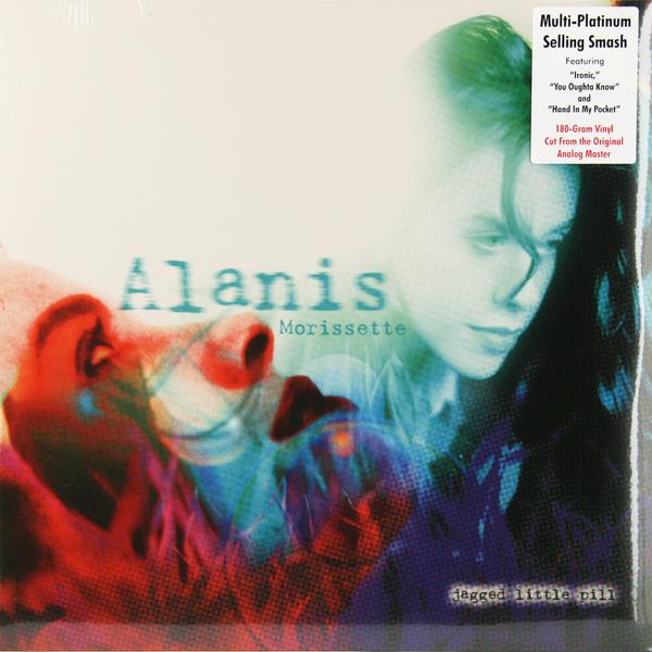 Alanis Morissette Alanis Morissette - Jagged Little Pill (180 Gr) alanis morissette live at montreux