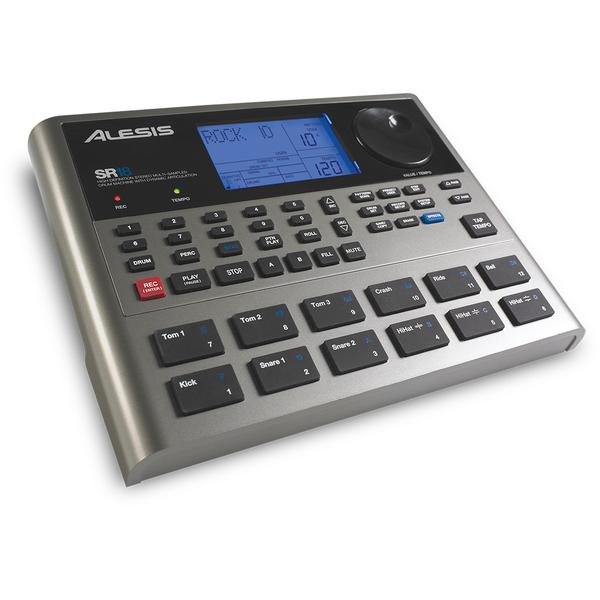 Электронные барабаны Alesis Барабанный модуль SR18
