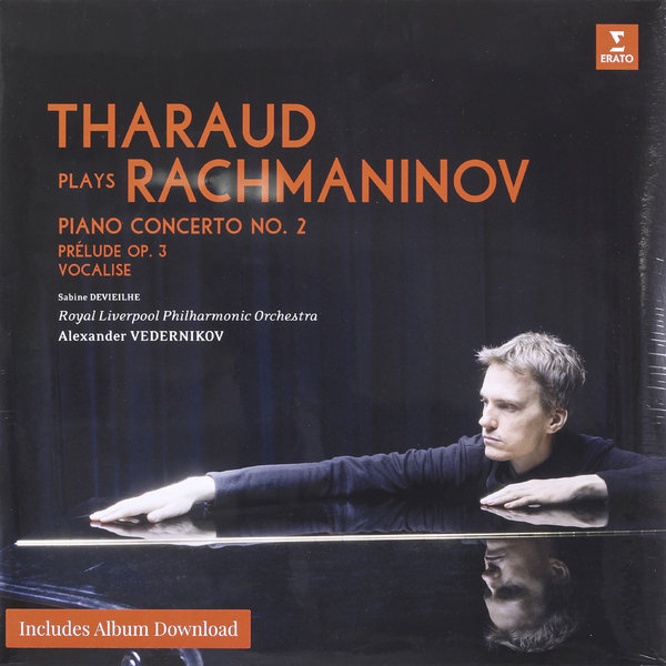 Rachmaninov RachmaninovAlexandre Tharaud Royal Liverpool Philarmonic Orchestra - Tharaud Plays цена и фото