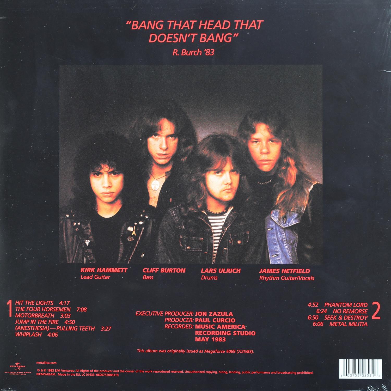 Metallica - Kill 'em All - The Alternative Way Volume 5