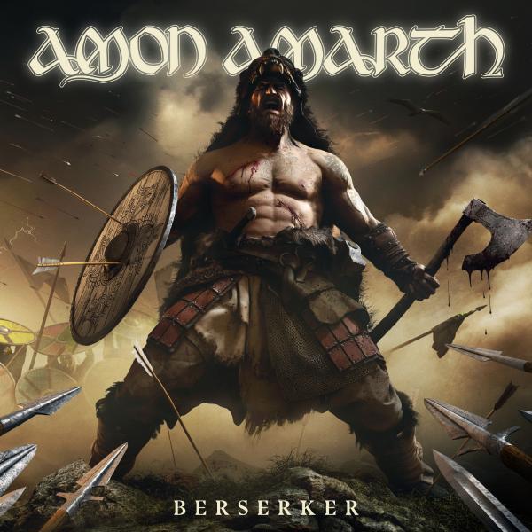 Amon Amarth Amon Amarth - Berserker (2 LP) цена и фото