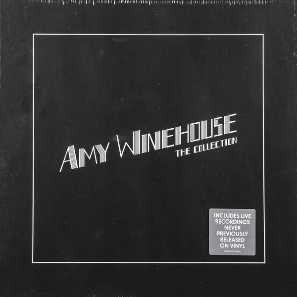 Amy Winehouse Amy Winehouse - The Collection (8 LP) amy winehouse the collection box