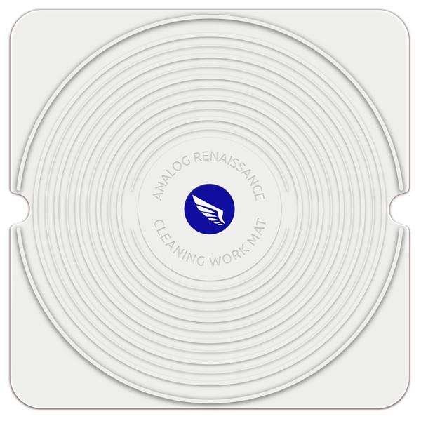 Товар (аксессуар для винила) Analog Renaissance Мат для чистки виниловых пластинок AR-4 подставка для виниловых пластинок merkle displaystick black oak
