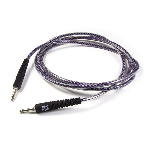 Кабель гитарный Analysis-Plus Pro Oval Studio G&H Plug Gold with OVERMOLD Plug 2 m (прямой/прямой) plug
