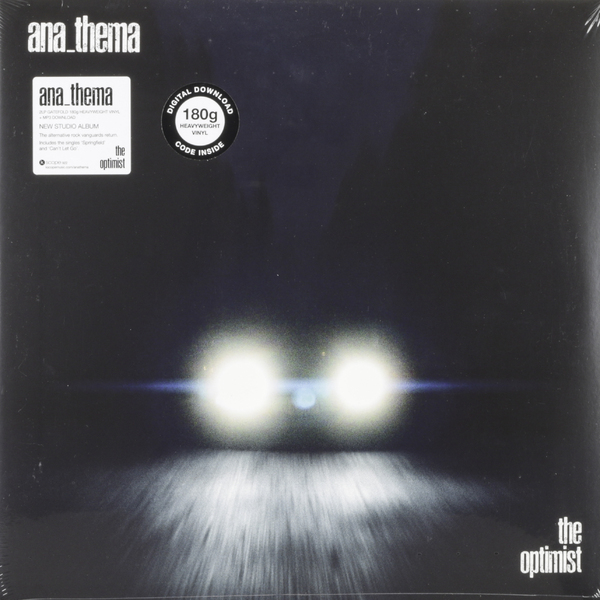 Anathema Anathema - The Optimist (2 LP) цена 2017