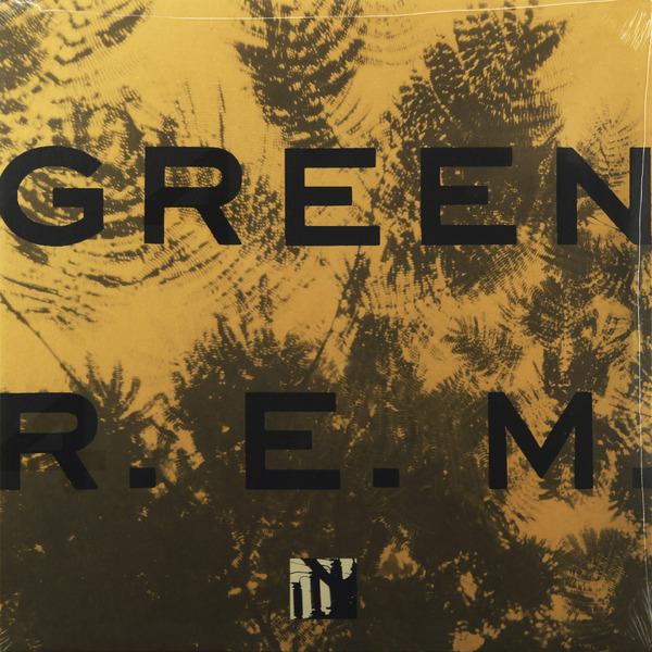 R.e.m. R.e.m. - Green. 25th Anniversary Edition (180 Gr) цена и фото