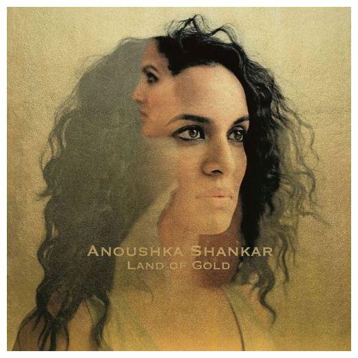 цены на Anoushka Shankar Anoushka Shankar - Land Of Gold  в интернет-магазинах