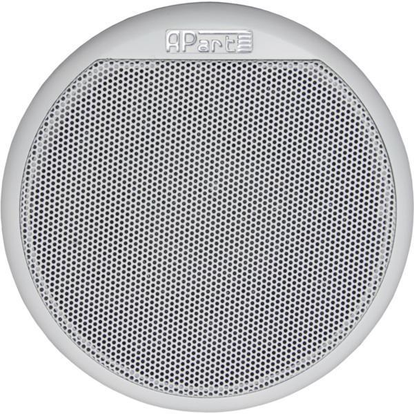 Влагостойкая встраиваемая акустика APart CMAR6T-W White всепогодная акустика apart mplt62 g
