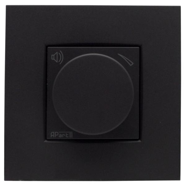 Панель управления APart N-VOL10K Black панель управления apart acp