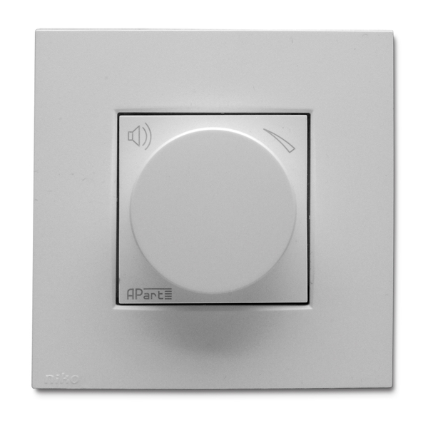 Панель управления APart Apart N-VOLST-W White apart vinci4 bl
