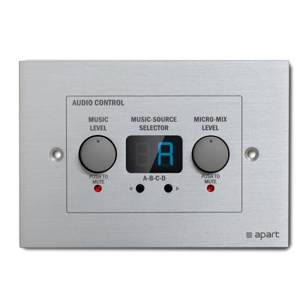 Панель управления APart ZONE4R панель управления apart acp