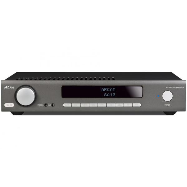 Стереоусилитель Arcam HDA SA10 Black стереоусилитель мощности cary audio design sa 200 2 black