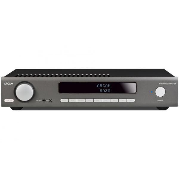 Стереоусилитель Arcam HDA SA20 Black стереоусилитель мощности cary audio design sa 200 2 black
