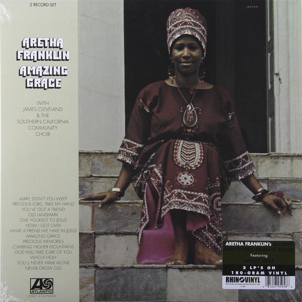 Aretha Franklin Aretha Franklin - Amazing Grace (2 LP) aretha franklin aretha franklin aretha s gold colour