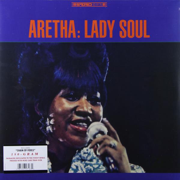 Aretha Franklin Aretha Franklin - Lady Soul (180 Gr) aretha franklin aretha franklin aretha s gold colour