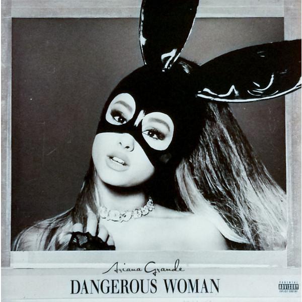 Ariana Grande Ariana Grande - Dangerous Woman (2 LP) ariana grande ariana grande dangerous woman 2 lp