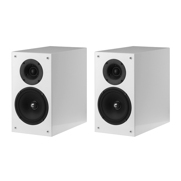 Полочная акустика Arslab Classic 1.5 High Gloss White цена и фото