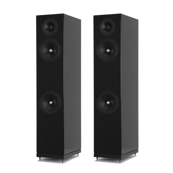 Напольная акустика Arslab Classic 2.5 High Gloss Black цена и фото