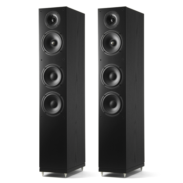 Напольная акустика Arslab Classic 3.5 Black Ash специальная тыловая акустика arslab classic sat w black ash