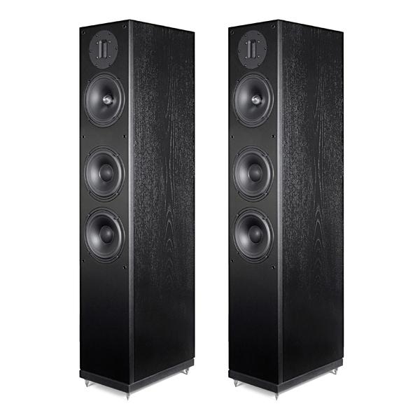 Напольная акустика Arslab Classic 3.5 SE Black Ash динамик вч fountek neocd1 0 black