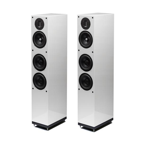 Напольная акустика Arslab Classic 3.5 SE High Gloss White динамик вч fountek neocd1 0 black
