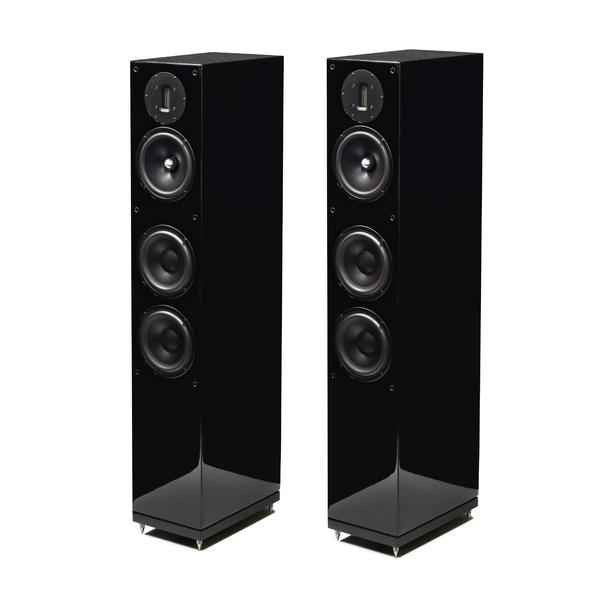 Напольная акустика Arslab Classic 3.5 SE High Gloss Black динамик вч fountek neocd1 0 black