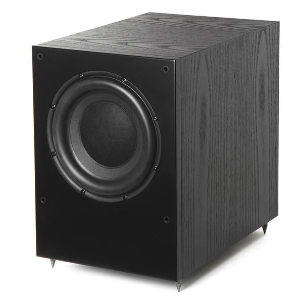 Активный сабвуфер Arslab Classic Bass 1 Black Ash активный сабвуфер mj acoustics reference i mkiii black ash