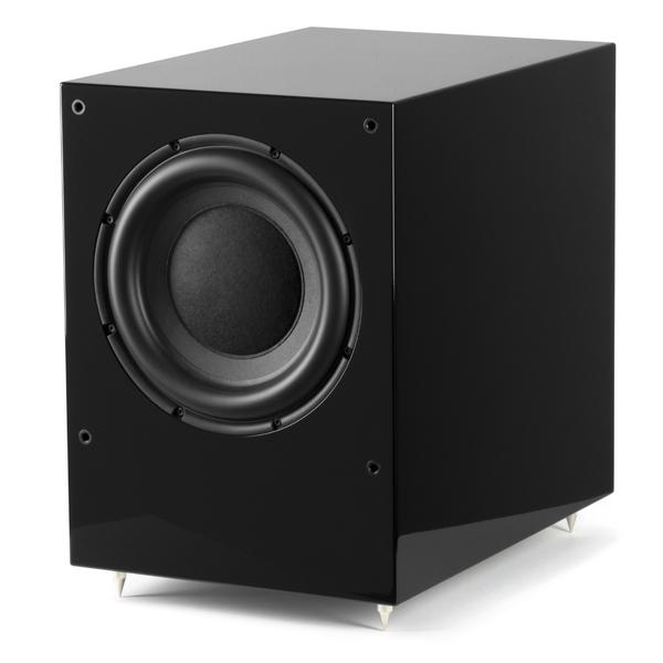 Активный сабвуфер Arslab Classic Bass 1 High Gloss Black (уценённый товар) цена и фото