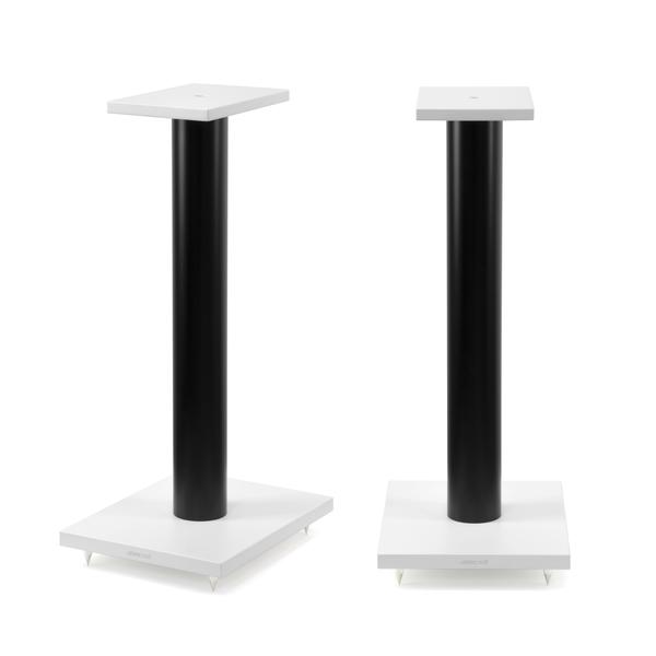 Стойка для акустики Arslab ST6 Black Tube/White стойка для акустики arslab st7 white tube wood