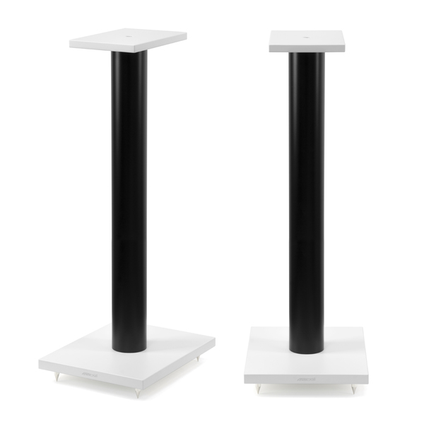 Стойка для акустики Arslab ST7 Black Tube/White стойка для акустики arslab st7 white tube wood