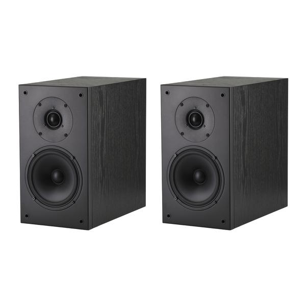 Полочная акустика Arslab Studio 10 Black Ash специальная тыловая акустика arslab classic sat w black ash