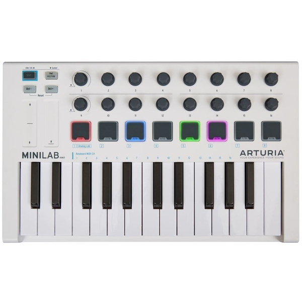 MIDI-клавиатура Arturia