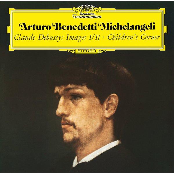 Debussy DebussyArturo Benedetti Michelangeli - : Images Book 1 2; Children's Corner цена и фото