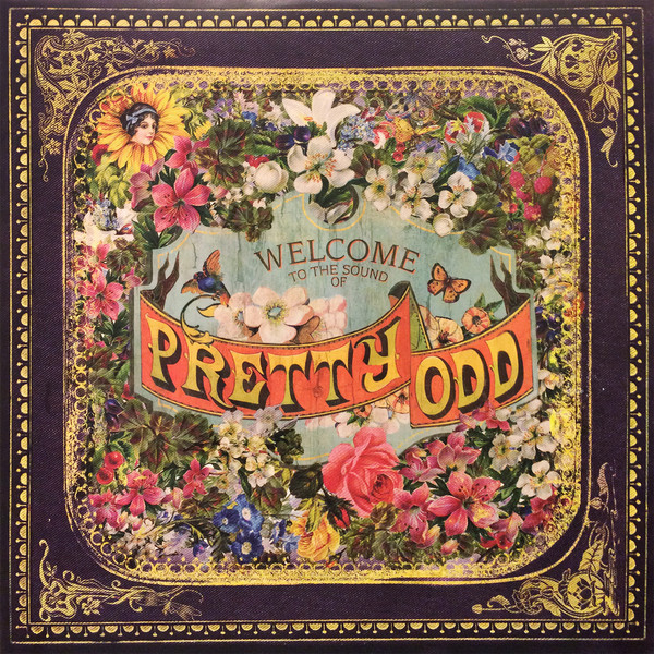 Panic! At The Disco Panic! At The Disco - Pretty. Odd. футболка panic at the disco