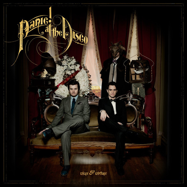 Panic! At The Disco Panic! At The Disco - Vices Virtues футболка panic at the disco