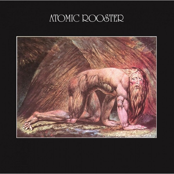 Atomic Rooster Atomic Rooster - Death Walks Behind You atomic w739233 s
