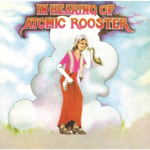 Atomic Rooster Atomic Rooster - In Hearing Of atomic w739233 s