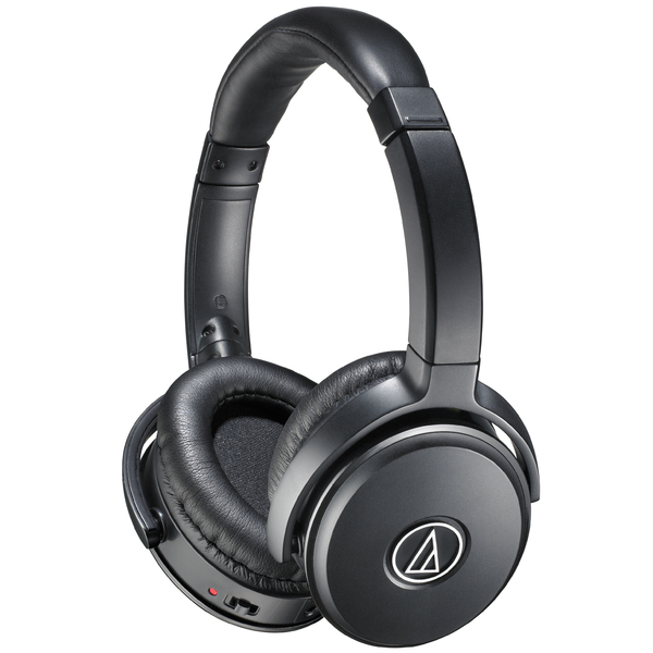 Охватывающие наушники Audio-Technica ATH-ANC50iS Black наушники полноразмерные audio technica ath m50x black