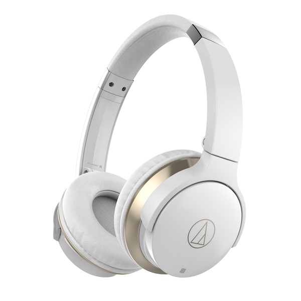 Беспроводные наушники Audio-Technica ATH-AR3BT White audio technica ath cks55 i white