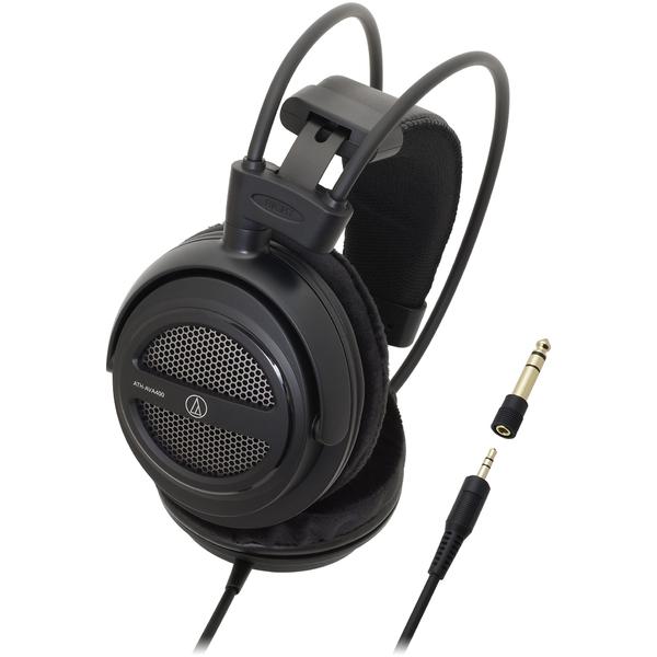 Охватывающие наушники Audio-Technica ATH-AVA400 Black наушники полноразмерные audio technica ath m50x black