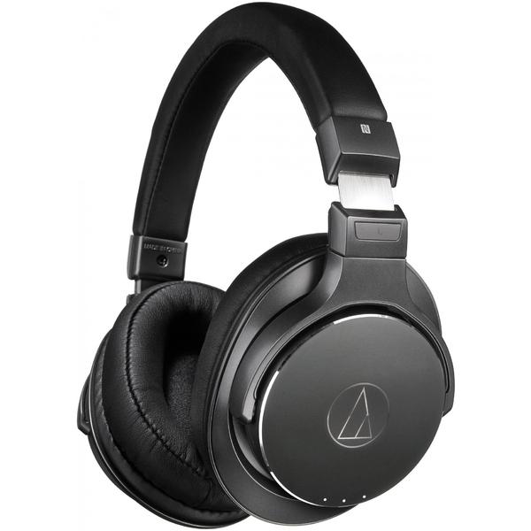 Беспроводные наушники Audio-Technica ATH-DSR7BT Black беспроводные наушники audio technica ath anc40 bt black