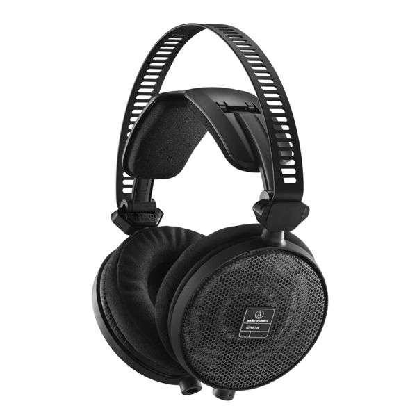 Охватывающие наушники Audio-Technica ATH-R70X Black охватывающие наушники audio technica ath msr7b black