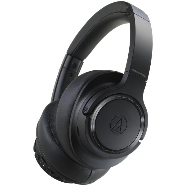 Беспроводные наушники Audio-Technica ATH-SR50BT Black audio technica ath cks55 i white