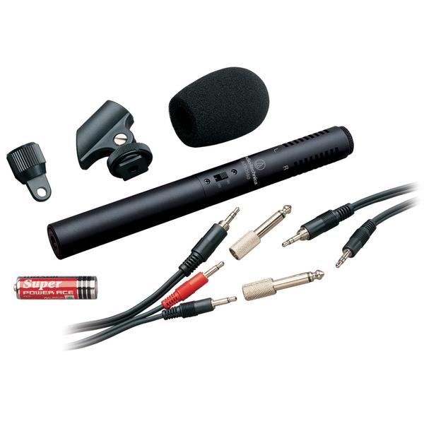 Микрофон для радио и видеосъёмок Audio-Technica ATR6250 Black микрофон для радио и видеосъёмок audio technica at897