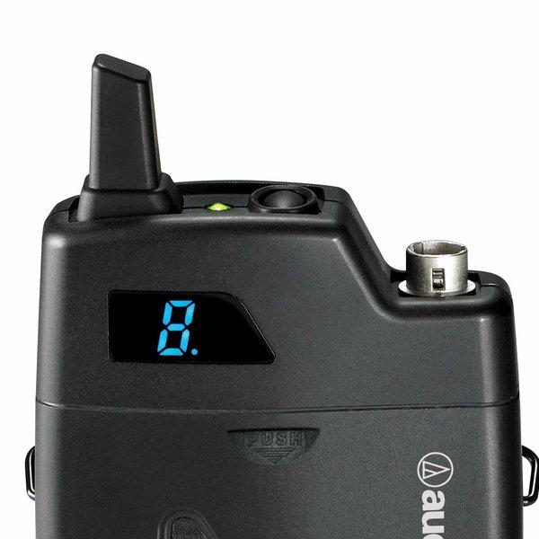 Передатчик для радиосистемы Audio-Technica ATW-T1001 аксессуар для концертного оборудования audio technica антенна для радиосистемы aew da550c