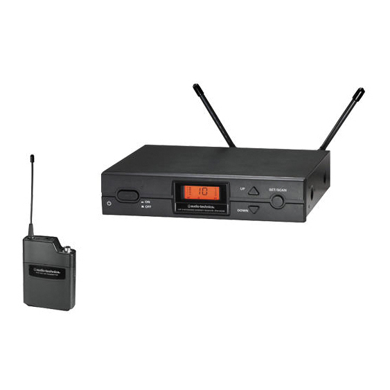Радиосистема Audio-Technica ATW-2110a радиосистема audio technica atw 2120a
