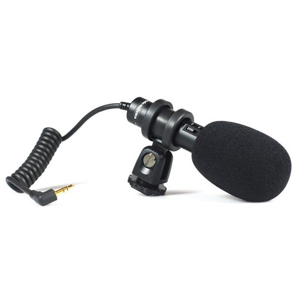 Микрофон для радио и видеосъёмок Audio-Technica PRO24-CMF Black микрофон для радио и видеосъёмок audio technica at897