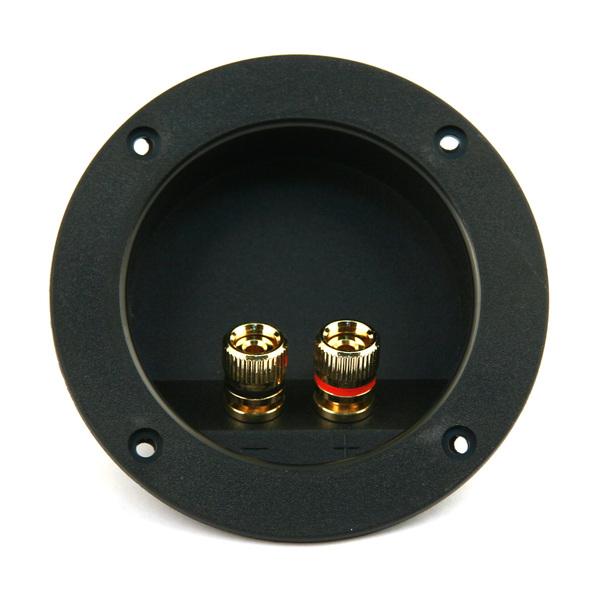 Терминал акустический Audiocore TC0701 ручка audiocore akn013 gold для потенциометров селекторов