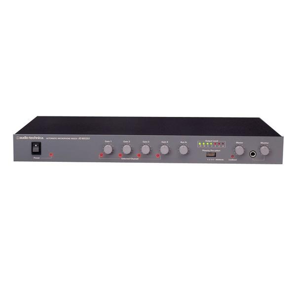 Аксессуар для концертного оборудования Audio-Technica Микрофонный микшер ATMX351 аксессуар для концертного оборудования audio technica антенна для радиосистемы aew da550c
