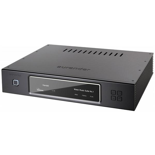 Сетевой проигрыватель Aurender N10 8Tb Black цена и фото